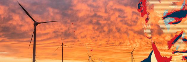 Entre la coyuntura, el futuro: energías renovables